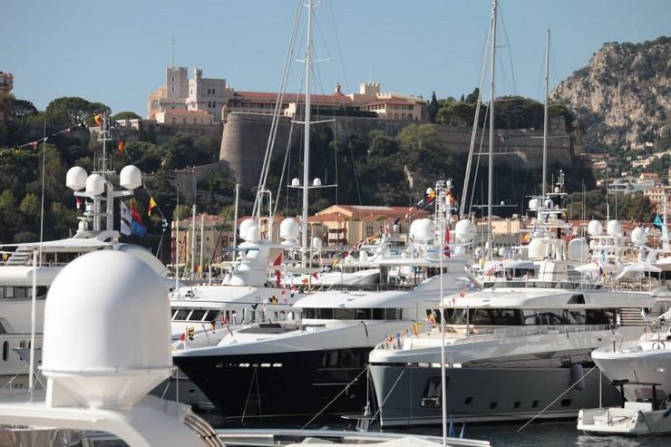 Monaco Yatch Show: voyez les images Monaco Yatch Show: voyez les images 2