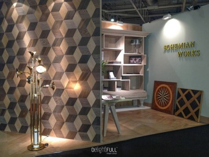 « L'événement de design le plus important à Paris, Maison & Objet, a terminé hier, mais a été sans doute un succès. »