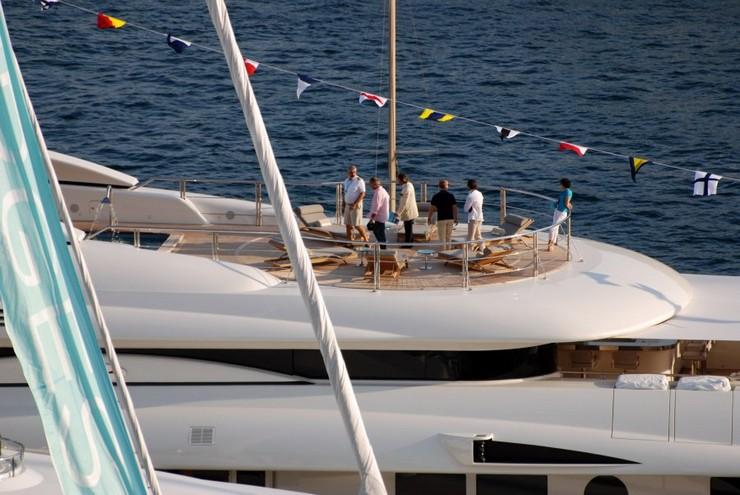 Monaco Yatch Show: voyez les images Monaco Yatch Show: voyez les images 8