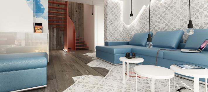 « Les pièces de design de capiton sont le point de repère dans le design d'intérieur de chaque salle de séjour et généralement les autres pièces sont choisies pour combiner avec le canapé ou les fauteuils. »
