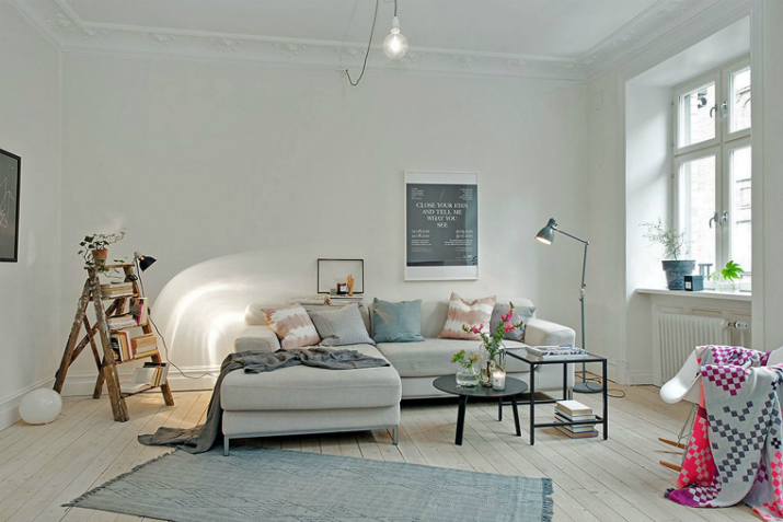 4 10 salons confortables avec un style moderne 10 salons confortables avec un style scandinave 44