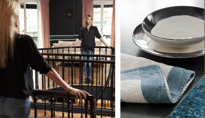 4 Sarah Lavoine: nouveau magasin sur Rue du Bac Sarah Lavoine: nouveau magasin dans la Rue du Bac 46