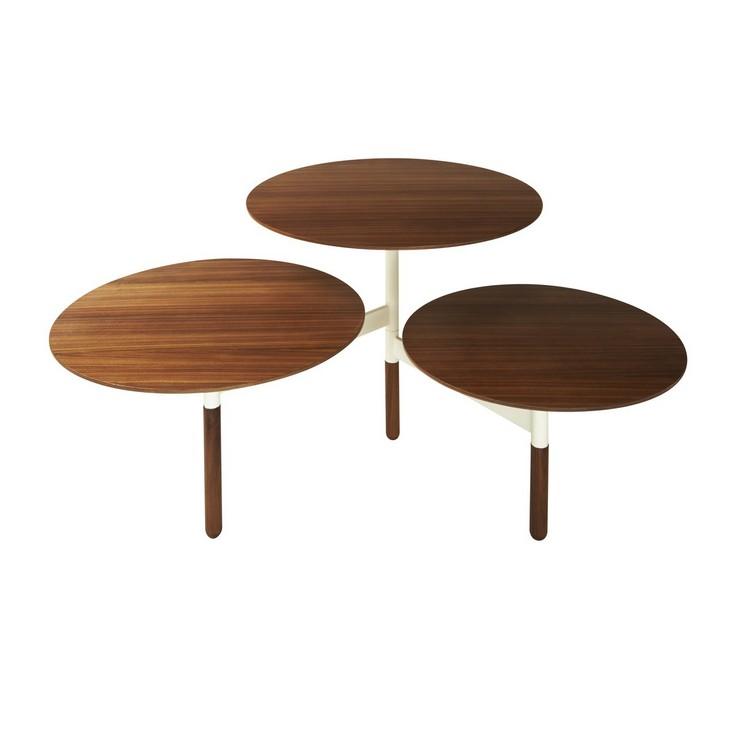 « Nouveaux matériels et couleurs peuvent être utilisés pour créer une ambiance plus accueillante, en suivant le changement de la nature. » Des tables de centre chez-vous pour cet Automne Des tables de centre chez-vous pour cet Automne 8