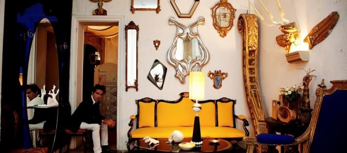 Vincent Darré: l'excentrique designer