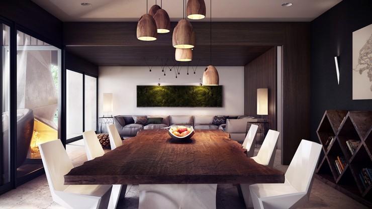 « Soit dans des hôtels, galeries, bars ou même chez nous, les lustres sont pièces de design imposants qui captent l'attention de toutes les personnes sur eux. » Les meilleurs lustres pour des grandes tables Les meilleurs lustres pour des grandes tables 41