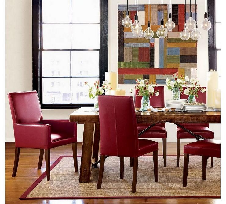 « Soit dans des hôtels, galeries, bars ou même chez nous, les lustres sont pièces de design imposants qui captent l'attention de toutes les personnes sur eux. » Les meilleurs lustres pour des grandes tables Les meilleurs lustres pour des grandes tables 9