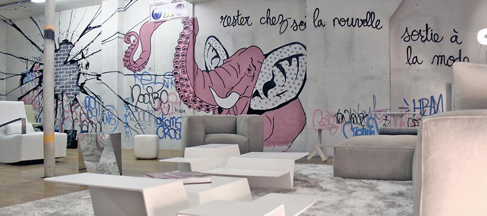 « Ligne Roset, enseigne emblématique du design, ouvrira son nouveau showroom à Paris, rue Réaumur en Février 2014. » Le nouveau showroom de Ligne Roset à Paris Le nouveau showroom de Ligne Roset à Paris Untitled 1