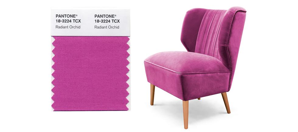 Couleur Pantone de l'année 2014: Orchid Radiant Couleur Pantone de l'année 2014: Orchid Radiant Untitled 1