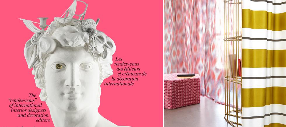 « Soit pour avoir des idées pour décorer votre maison, pour avoir connaissance des tendances ou pour être passionnée par la décoration n'hésitez pas à y participer. »