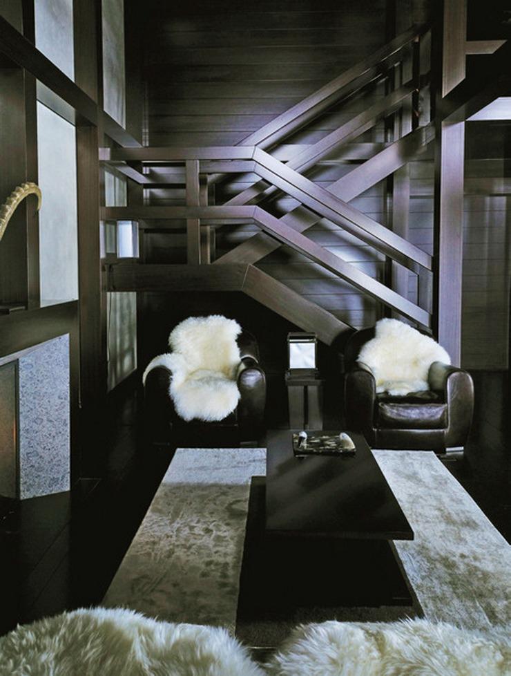 La maison de montagne luxueuse d'Armani La maison de montagne luxueuse d'Armani 01 lifestyle deco design saint moritz giorgio armani interieur chesa orso bianco