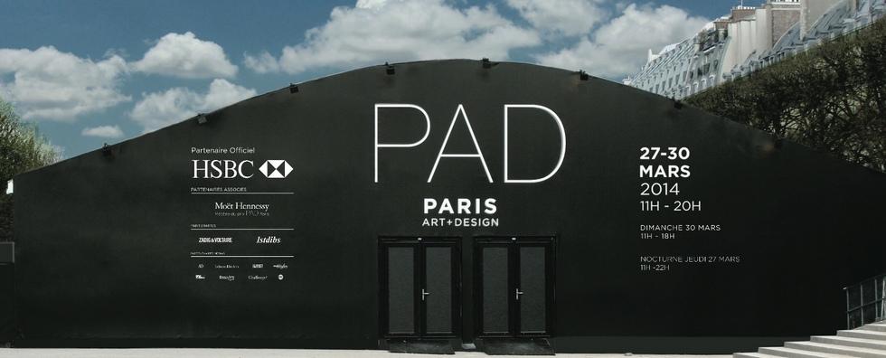 PAD Paris 2014: Les coups de coeur PAD Paris 2014: Les coups de coeur VUE SOUTH12