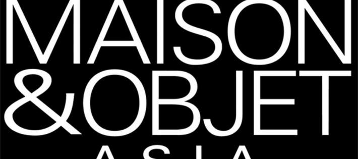 Salon Maison & Objet Asia : Notre selection Salon Maison & Objet Asia : Notre selection logo1 710x315
