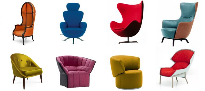 « Considérant tout ce que nous pouvons changer dans une ambiance, nous pensons qu'un fauteuil c'est l'idéal parce qu'il est facile de changer et au même temps il y a beaucoup d'impact. » Printemps: les plus beaux fauteuils Printemps: les plus beaux fauteuils Printemps les plus beaux fauteuils Architecture Design Magasins Deco 710x315