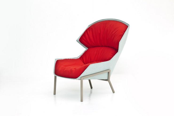 « Considérant tout ce que nous pouvons changer dans une ambiance, nous pensons qu'un fauteuil c'est l'idéal parce qu'il est facile de changer et au même temps il y a beaucoup d'impact. » Printemps: les plus beaux fauteuils Printemps: les plus beaux fauteuils Printemps les plus beaux fauteuils Architecture Design Magasins Deco 2