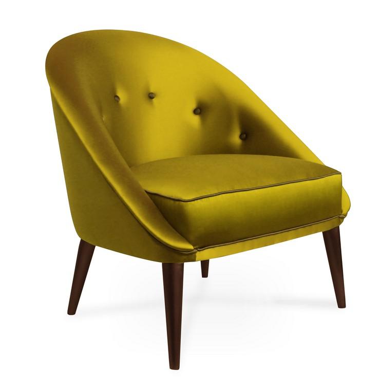 « Considérant tout ce que nous pouvons changer dans une ambiance, nous pensons qu'un fauteuil c'est l'idéal parce qu'il est facile de changer et au même temps il y a beaucoup d'impact. » Printemps: les plus beaux fauteuils Printemps: les plus beaux fauteuils Printemps les plus beaux fauteuils Architecture Design Magasins Deco 6