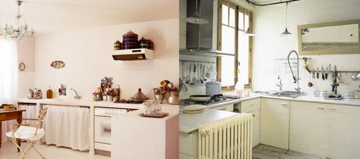 Tendance cuisine blanche par marie claire maison design for Marie claire maison cuisine