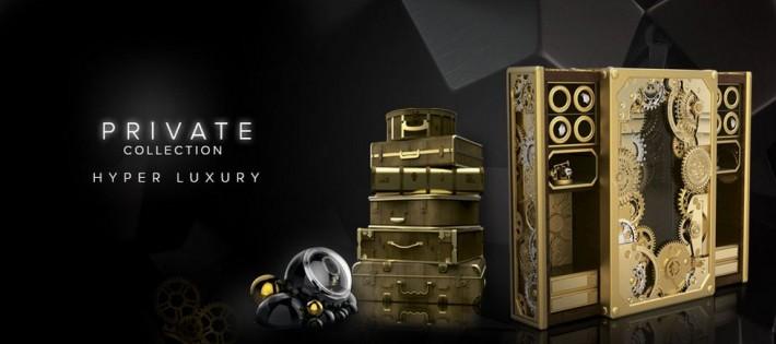 """FOCUS SUR LA LA """"PRIVATE COLLECTION"""" DE BOCA DO LOBO luxury safes private collection hyper luxury 710x315"""