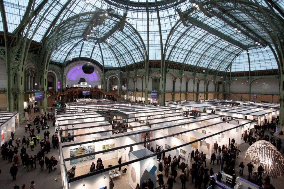 """LE """"ART PARIS ART FAIR"""" édition 2014 LE """"ART PARIS ART FAIR"""" édition 2014 y6H5c63q"""