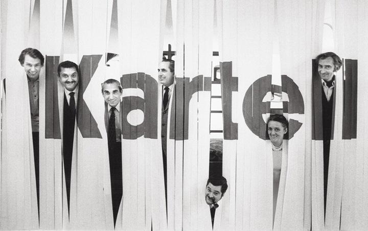 "KARTELL À lire: Kartell ""Plastic Passion"" À lire: Kartell ""Plastic Passion"" 14 KARTELL"