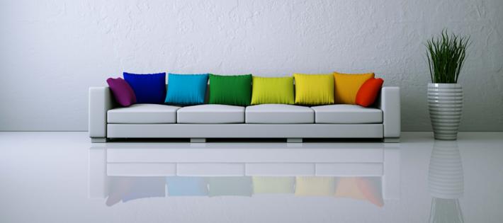 Préparez-vous pour l'Été! abuser dans l'utilisation des couleurs, mélanger les couleurs, déco, accessoires de design, Architecture & Design, Magasins Deco