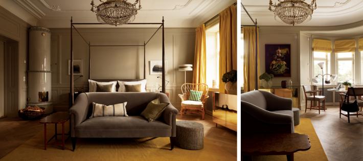L'hôtel Ett Hem à Stockholm