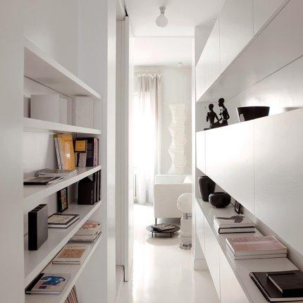 couloir blanc AMÉNAGEZ VOTRE COULOIR AMÉNAGEZ VOTRE COULOIR couloirblanc