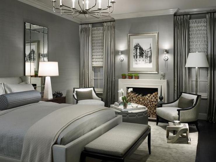 Idées Déco pour Chambres: 5 Sombres de Gray Idées Déco pour Chambres: 5 Sombres de Gray Hollywood Glamour