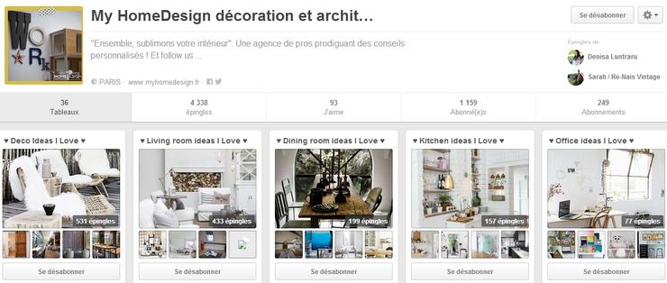 7 Meilleurs Pinterest Français de Déco Les Meilleurs Pinterest Déco Pinterest my home design