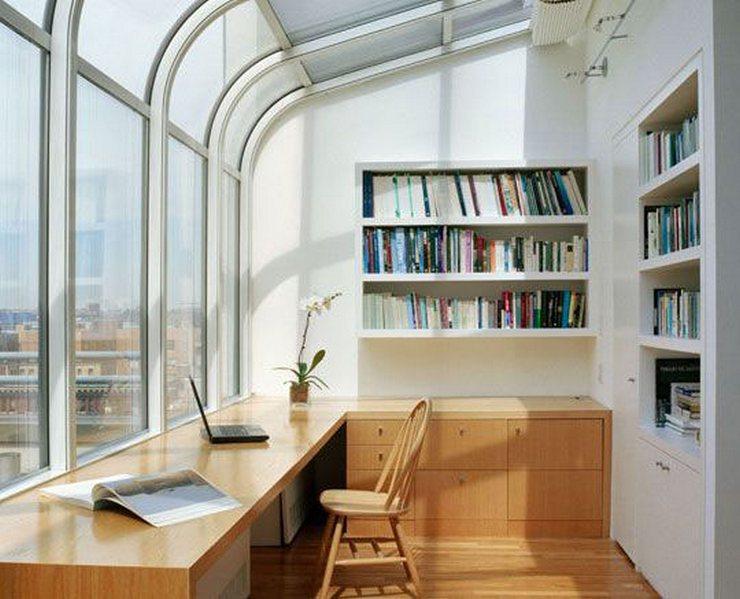 5 Bureaux De Maisons Originaux Qui Vous Feront Rester Chez Vous