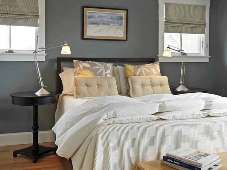 Idées Déco pour Chambres: 5 Sombres de Gray Idées Déco pour Chambres: 5 Sombres de Gray intimate retreat