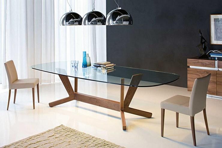 Comment décorer votre salle à manger Comment décorer votre salle à manger Goblin Modern Dining Table Cattelan Italia