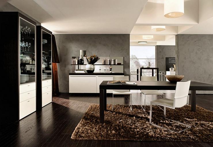 Comment décorer votre salle à manger Comment décorer votre salle à manger dining table and the rug