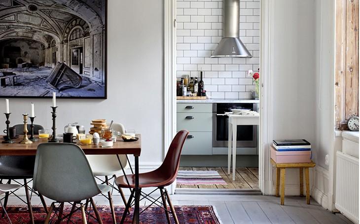 Idées déco pour des salles à manger vintage Idées déco pour des salles à manger vintage 1373983041