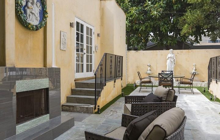 Maison de Faye Dunaway à vendre Maison de Faye Dunaway à vendre 211
