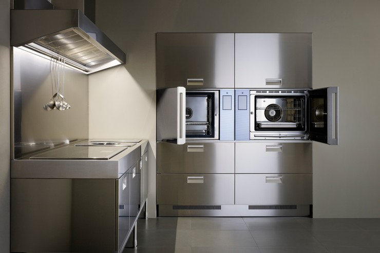 Des cuisines pour tous par arclinea for Cucine professionali per casa