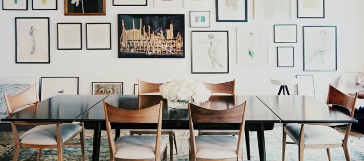 Idées déco pour des salles à manger vintage