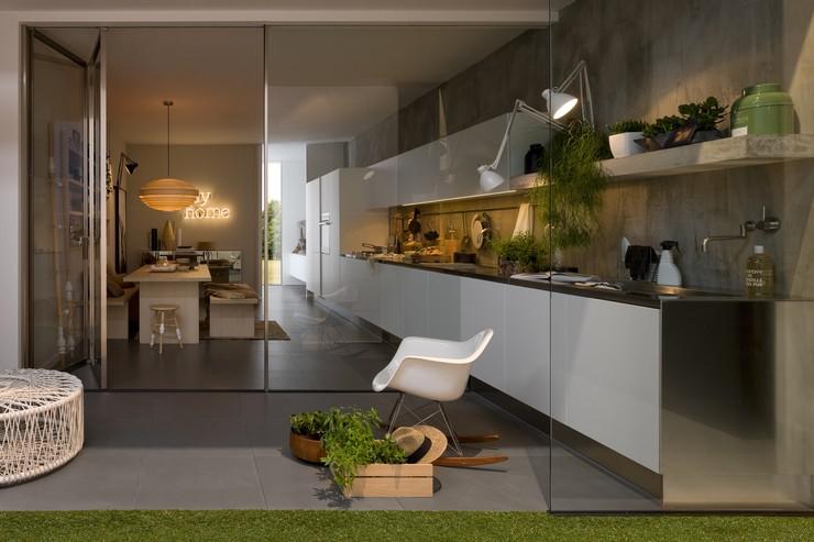 Des cuisines pour tous, par Arclinea Des cuisines pour tous, par Arclinea gamma 21