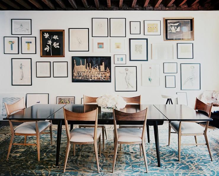 Idées déco pour des salles à manger vintage Idées déco pour des salles à manger vintage main