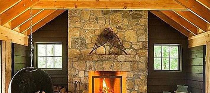 20 Inspirations d'intérieurs rustiques 20 Inspirations d'intérieurs rustiques rustic interior design wooden ceiling 710x315