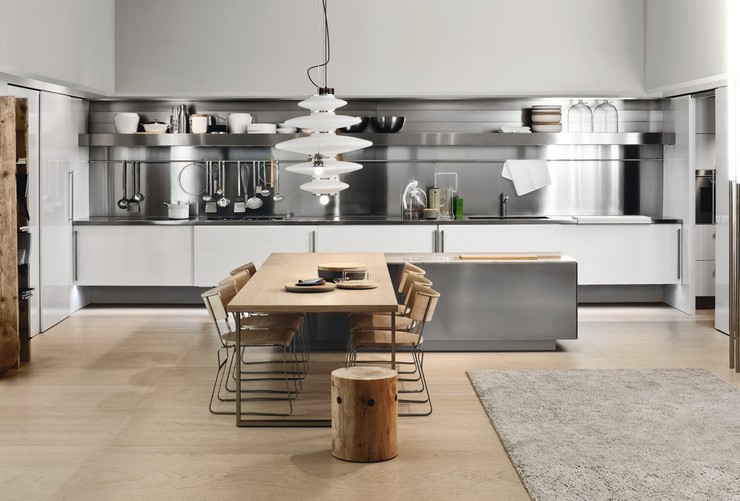 Des cuisines pour tous, par Arclinea Des cuisines pour tous, par Arclinea spatia 11