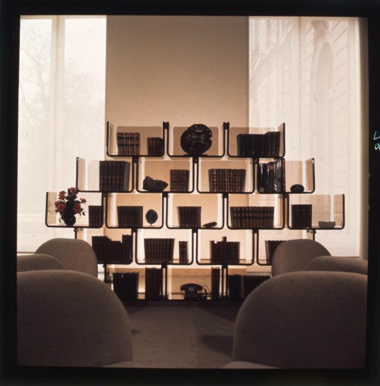 Pompidou, le président fan d'art moderne. Pompidou, le président fan d'art moderne.  palais la biblioth  que1