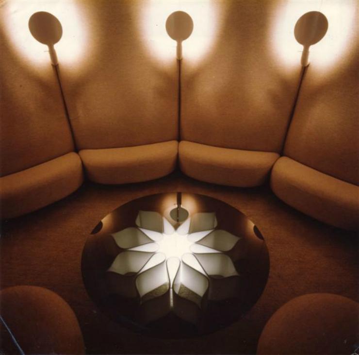 Pompidou, le président fan d'art moderne. Pompidou, le président fan d'art moderne.  palais le fumoir