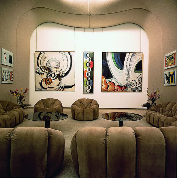 Pompidou, le président fan d'art moderne. Pompidou, le président fan d'art moderne.  palais pompidou 2