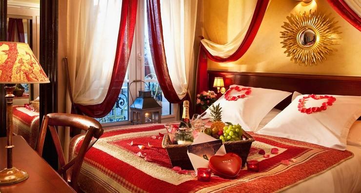 Idées Déco pour la Saint Valentin Idées Déco pour la Saint Valentin valentine bedroom decor