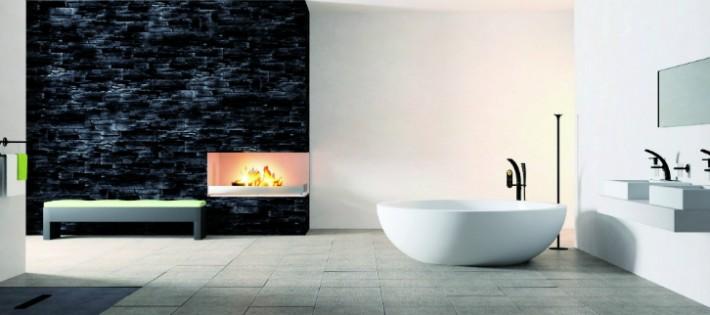 Découvrez 5 salles de bains qui vont vous faire rêver. Découvrez 5 salles de bains qui vont vous faire rêver. Grohe 710x315