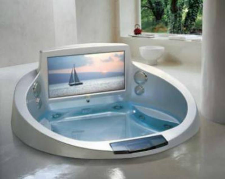 d couvrez 5 salles de bains qui vont vous faire r ver. Black Bedroom Furniture Sets. Home Design Ideas