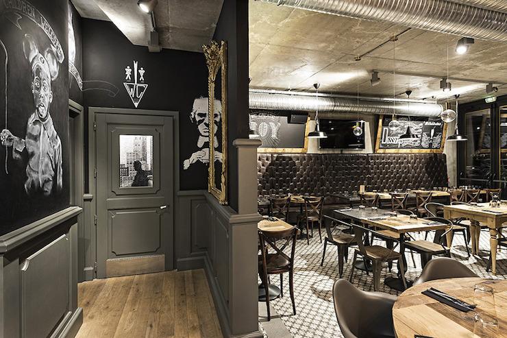 """""""Restaurant Burger Edgar à Nice"""""""
