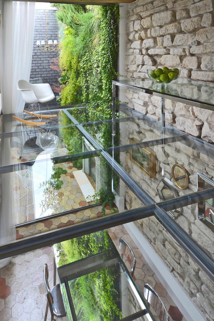 """""""Duplex penthouse à Paris par Michael Herrman"""" Duplex penthouse à Paris par Michael Herrman Duplex penthouse à Paris par Michael Herrman 3"""