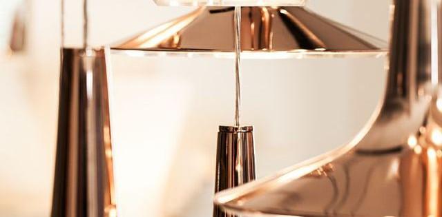 Kin-copper-pendant-lamps-by-Francesco-Rota-640 20 idées Déco: La folie du cuivre 20 idées Déco: La folie du cuivre Kin copper pendant lamps by Francesco Rota 640 640x315