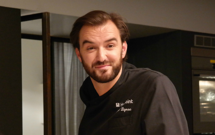a cuisine de Cyril Lignac-2